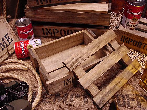 おしゃれな木箱通販1