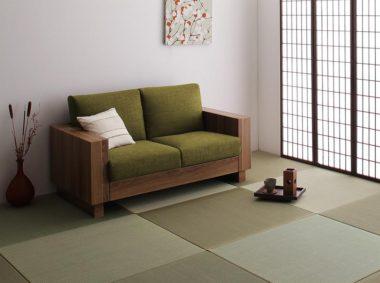 和室畳に合うソファー3