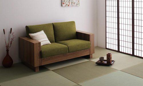 【和室(畳)に合うソファー】おしゃれな和モダンソファおすすめ8選