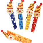Toys Factory ウッドピンチ5P