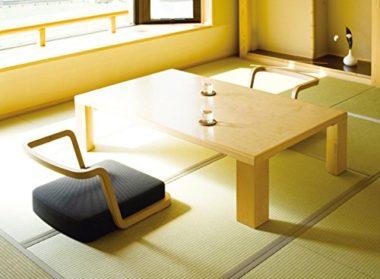 和室に合うおしゃれなモダン座椅子3