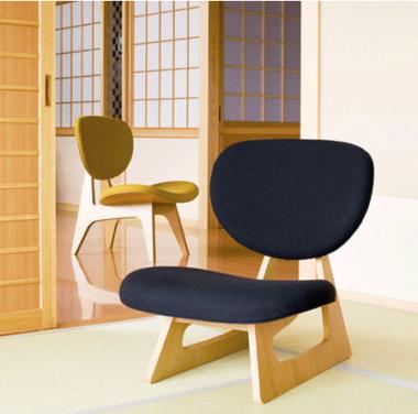 和室に合うおしゃれなモダン座椅子6