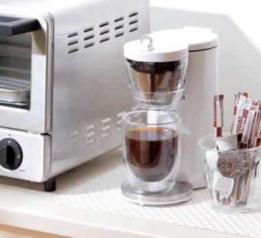 コンパクトで安くて可愛いコーヒーメーカー8