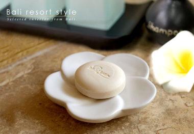 おしゃれな陶器の石鹸置き2