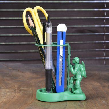 おしゃれなおもしろかわいいペン立て2