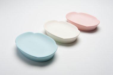 おしゃれな陶器の石鹸置き3