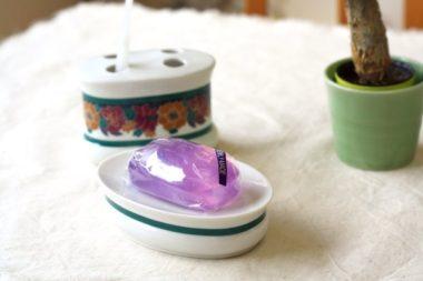 おしゃれな陶器の石鹸置き4