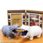 HUNGRY HIPPO(ハングリーヒポ)ペンスタンド