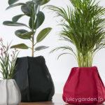 インテリア 鉢 室内 プランター 布鉢 水受け不要 観葉植物 おしゃれ ドイツ製 ポッテリ球根型の…