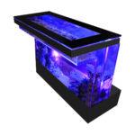 バーズアイ水槽 テーブル型水槽 水槽 テーブル 水槽セット 熱帯魚 インテリア オーバーフロー水槽…