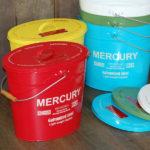 MERCURY マーキュリー oval Bucket M オーバルバケット バケツ 収納バスケット…