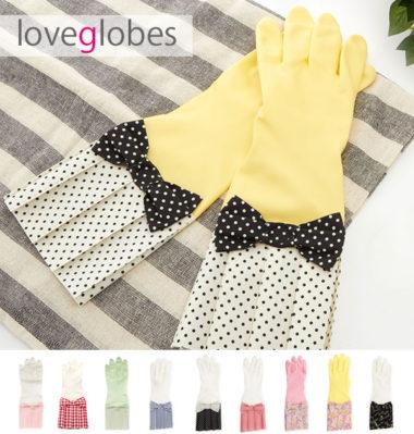 可愛いブランドのおしゃれなゴム手袋3
