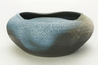 おしゃれ陶器の和風金魚鉢4