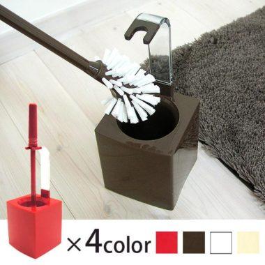 流せるタイプや清潔感のあるおしゃれトイレブラシ4
