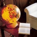 地球儀 大型 球径37cm インテリア アンティーク マルコポーロ37 和文 行政図 イタリア製 …