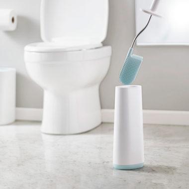 流せるタイプや清潔感のあるおしゃれトイレブラシ5
