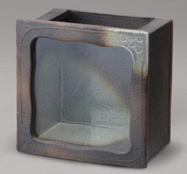 おしゃれ陶器の和風金魚鉢7