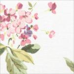 洗える 遮光 防炎 色 ホワイト 柄 フラワー 花柄 カーテン オーダーカーテン オーダーメイドカ…
