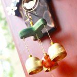 Global Item バードハウスがモチーフ やさしい音色 玄関 ベル ドア チャイム