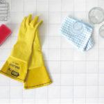 キッチングローブ WASHERS ラバーグローブ ゴム手袋