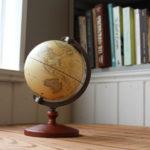 プレゼントしたいおしゃれな地球儀24選【木製・アンティーク・日本語】
