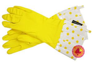 可愛いブランドのおしゃれなゴム手袋1