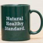 マグカップ おしゃれ コップ コーヒーカップ <Natural Healthy Standardロ…
