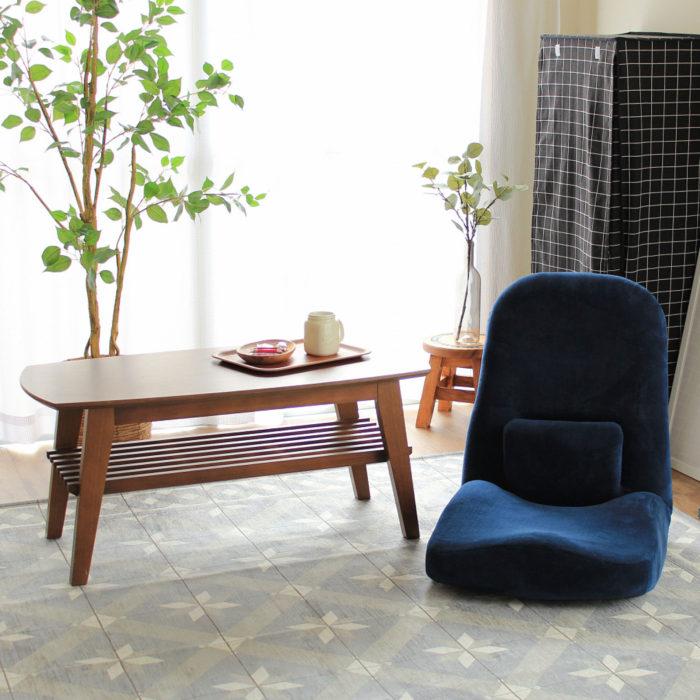 北欧風座椅子コーディネート