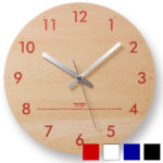 壁掛け時計 北欧 掛け時計 時計 壁掛け 掛時計 パラボラ palabora/w T1-0306 …