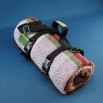ツイードミルウールラグ・キングストーン ラグ厚手 ラグ英国製 アウトドアの必需品 100%ウールブ…