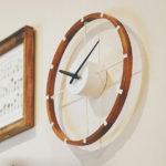 壁掛け時計 シャンドラム Shandrum スイープムーブメント 掛け時計 時計 壁掛け おしゃれ…