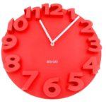 (ホワイトフェニックス) 時計 壁掛け ウォールクロック 3D 立体 電池付 35cm wf-23…