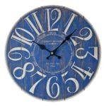 Sund 時計 おしゃれ 掛け時計 北欧 壁掛け 壁飾り インテリア 表 数字見やすい 高齢者でも…