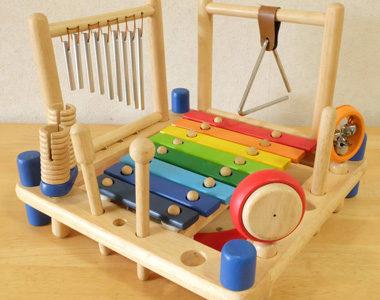 出産祝いから1歳のお祝いまで!おしゃれな木のおもちゃおすすめ10選