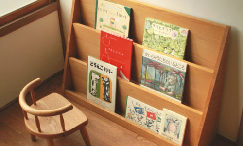 本好きさん必見!おしゃれな本棚・ブックシェルフと収納のコツ