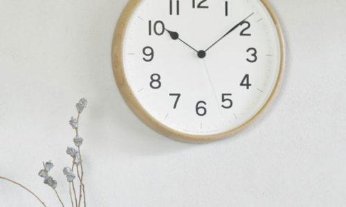 おしゃれなインテリアのアクセントにおすすめの小物・置物【時計】編