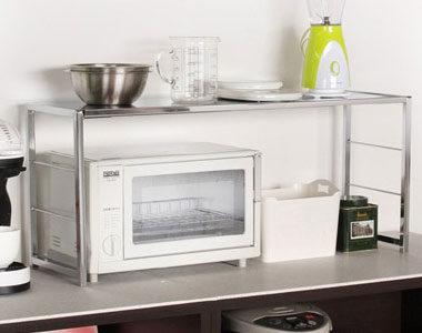 キッチンを広く使おう!ステンレス製の安いキッチンラックおすすめ10選