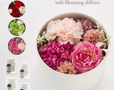 お部屋に飾ると可愛い!おしゃれなお花のディフューザーおすすめ10選