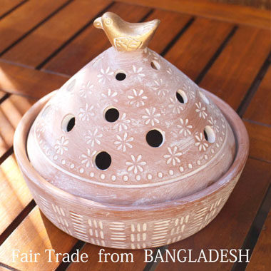 おしゃれな陶器製の蚊取り線香