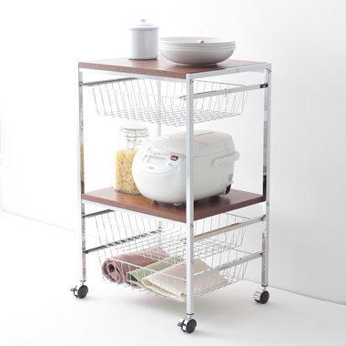 炊飯器キッチンワゴン