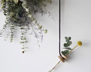 花をおしゃれに飾る!吊り下げ式の花瓶(フラワーベース)おすすめ10選
