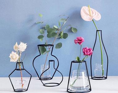 北欧風のモダンなデザインがお部屋に合う!おしゃれな花瓶のおすすめ10選