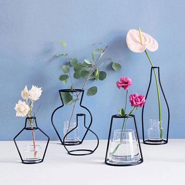 北欧デザイン花瓶