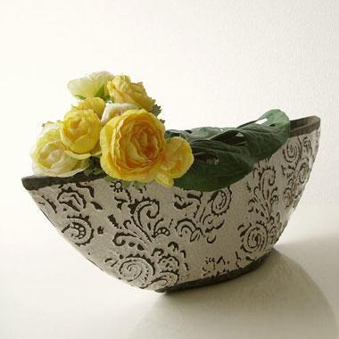 アンティーク風花瓶