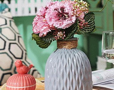 華やかで存在感のあるアンティーク風のおしゃれな花瓶おすすめ10選