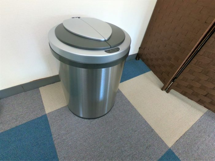 ゴミ箱ジータレビュー