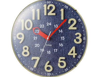 子供でも時計が読める!壁掛けのおしゃれな知育時計おすすめ10選