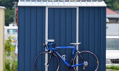 自転車収納も可能!おしゃれで使える便利な物置のおすすめ10選
