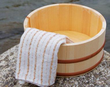 自宅のお風呂を温泉気分に!木で作ったおしゃれな風呂桶おすすめ10選