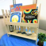 人気の100均DIY!すのこを使って作るおしゃれな「絵本棚」の作り方